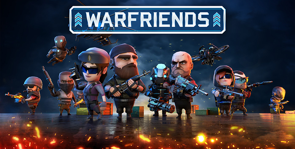 WarFriends: PvP Shooter Game mod apk