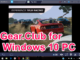 Download GearClub True Racing for Windows 10 PC Free
