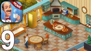 Homescapes mod apk with unlimited coins money and much for Money in design home game