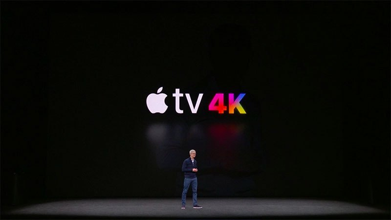 Netflix 4K UHD content for Apple TV 4K HDR.