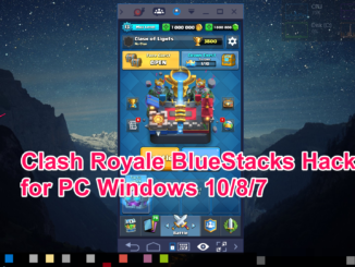 Clasy Royake BlueStacks Mod Apk