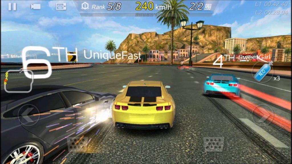 Crazy for Speed mod apk