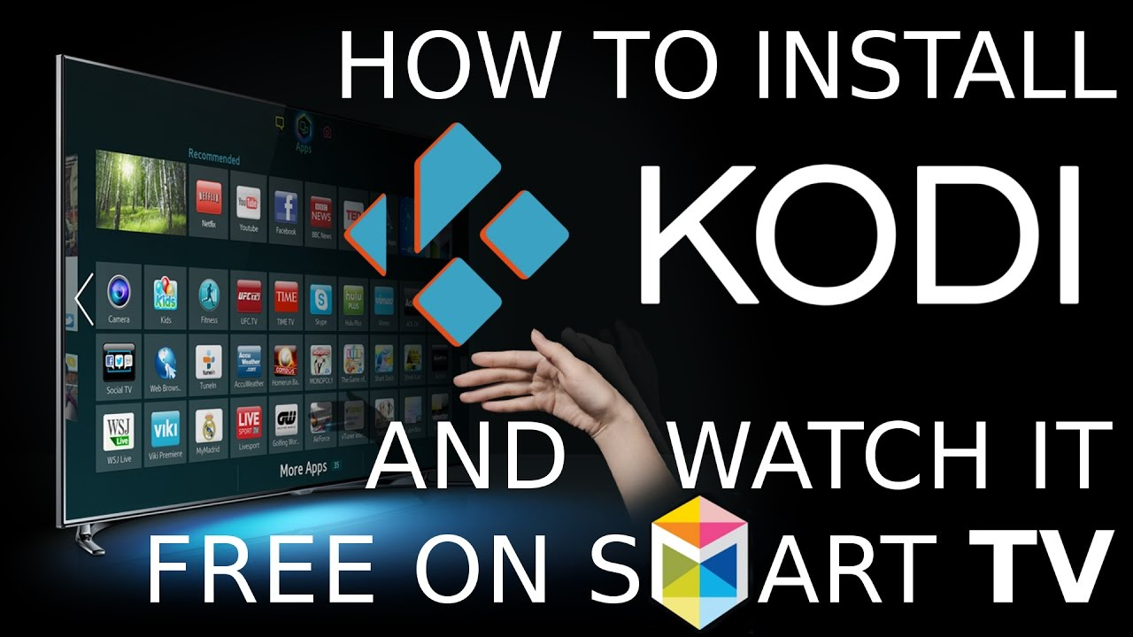 Kodi-for-Samsung-Smart-Tv