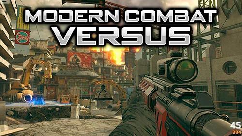 Modern combat versus mod apk