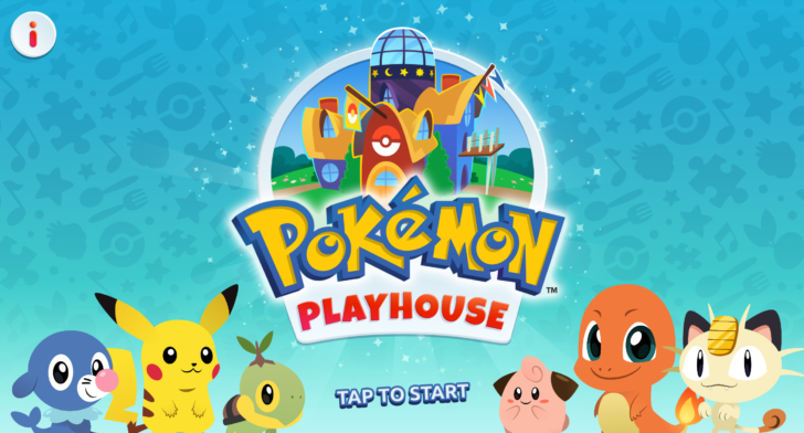 Pokemon Playhouse mod apk