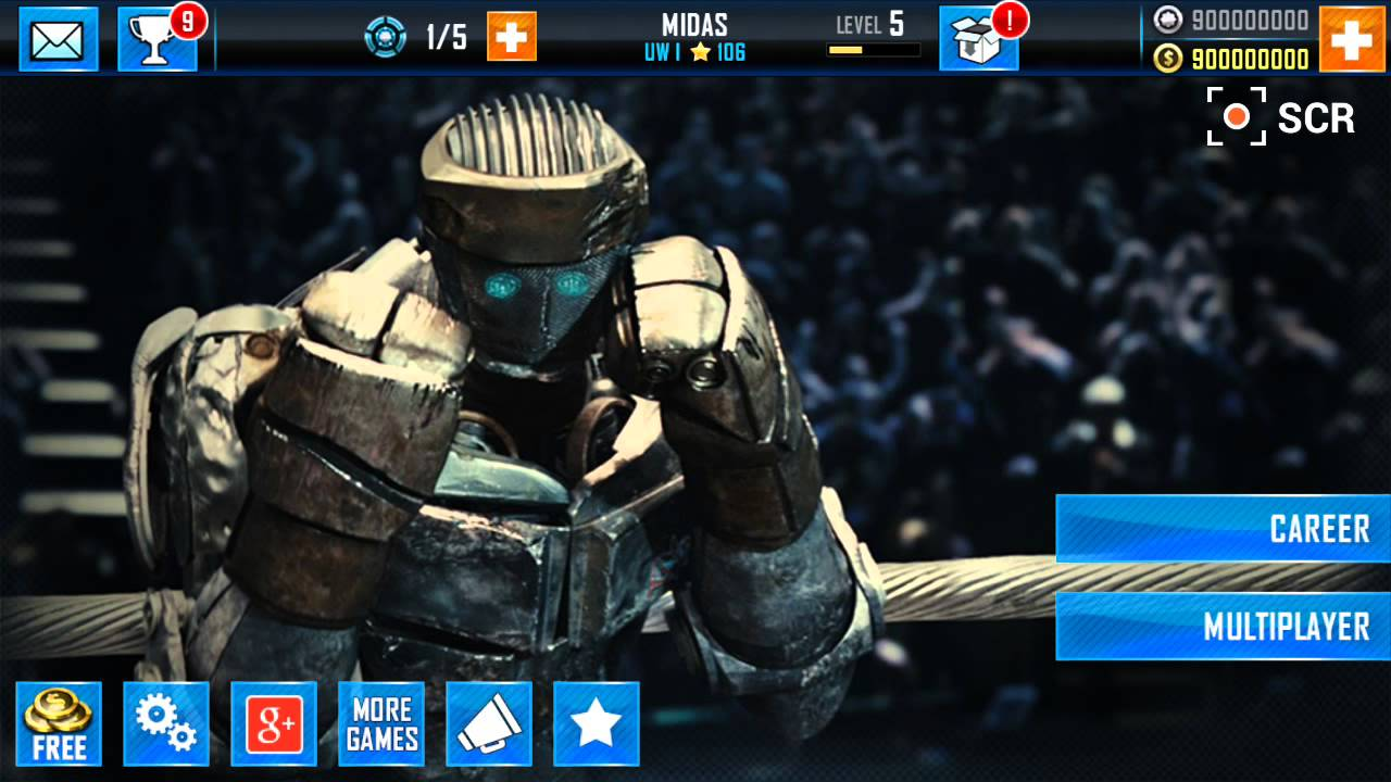 Real Steel World Robot Boxing hack