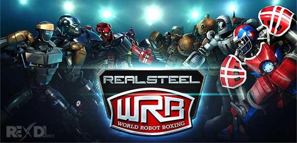 Real Steel World Robot Boxing mod apk hack