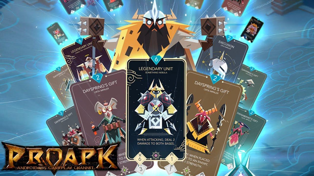 Stormbound Kingdom Wars mod apk hack