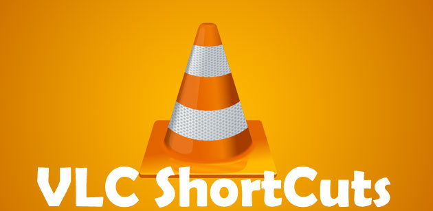 VLC-shortcuts