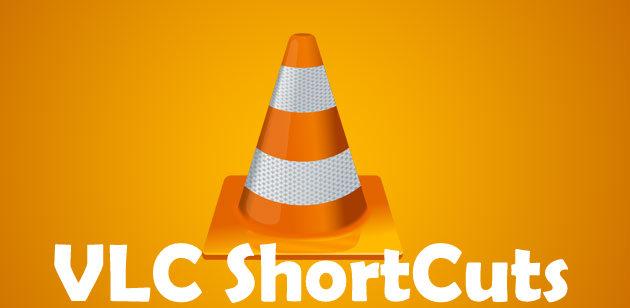VLC-shortcuts