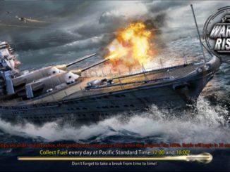Warship Rising - 10 vs 10 Real-Time Esport Battle mod apk