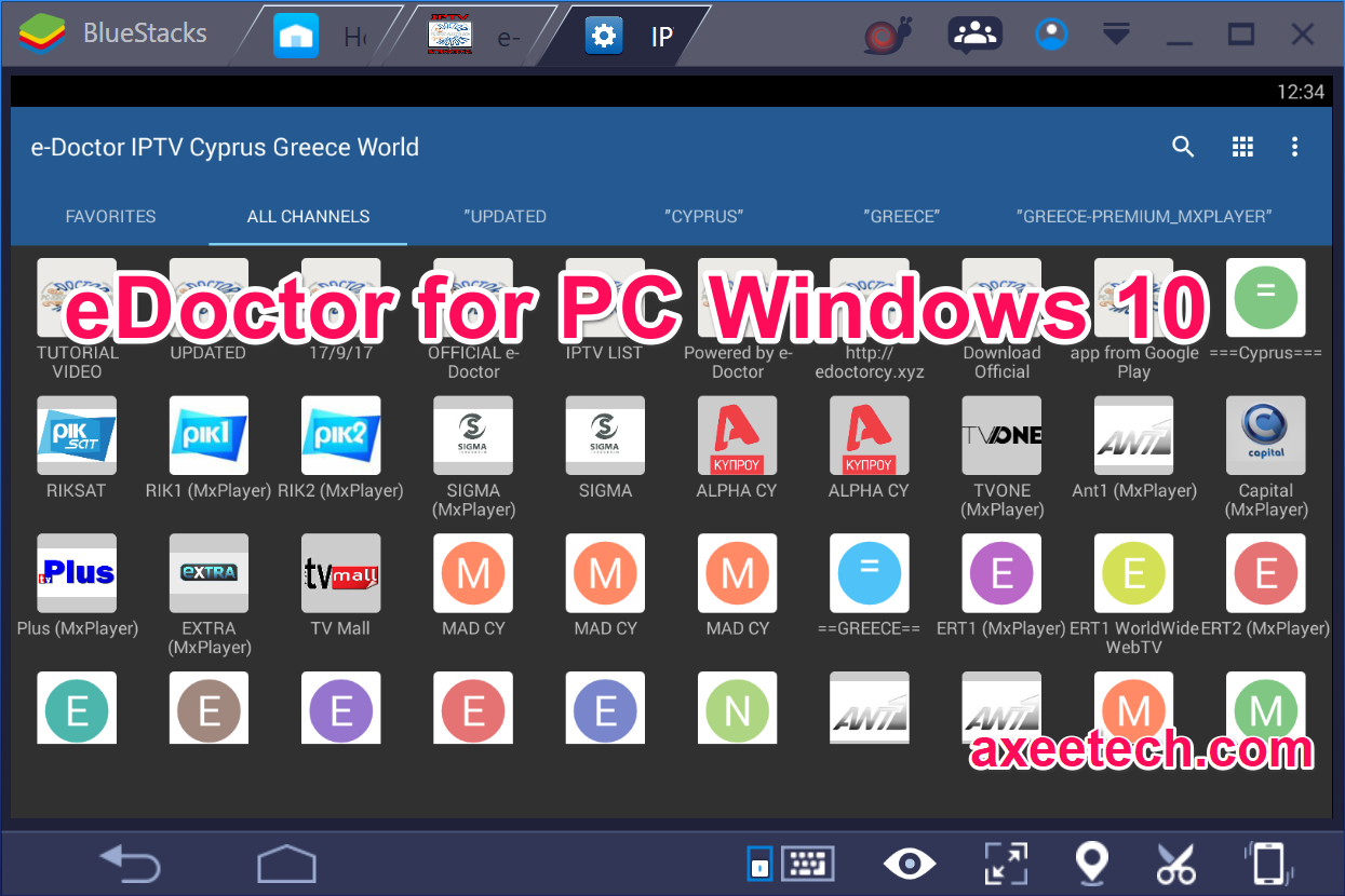 eDoctor-For-Windows-10-pc