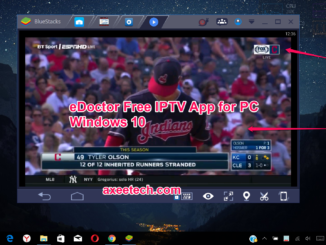 eDoctor Free IPTV app for PC Windows 10