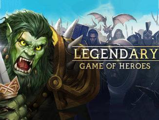 Legendary: Game of Heroes mod apk