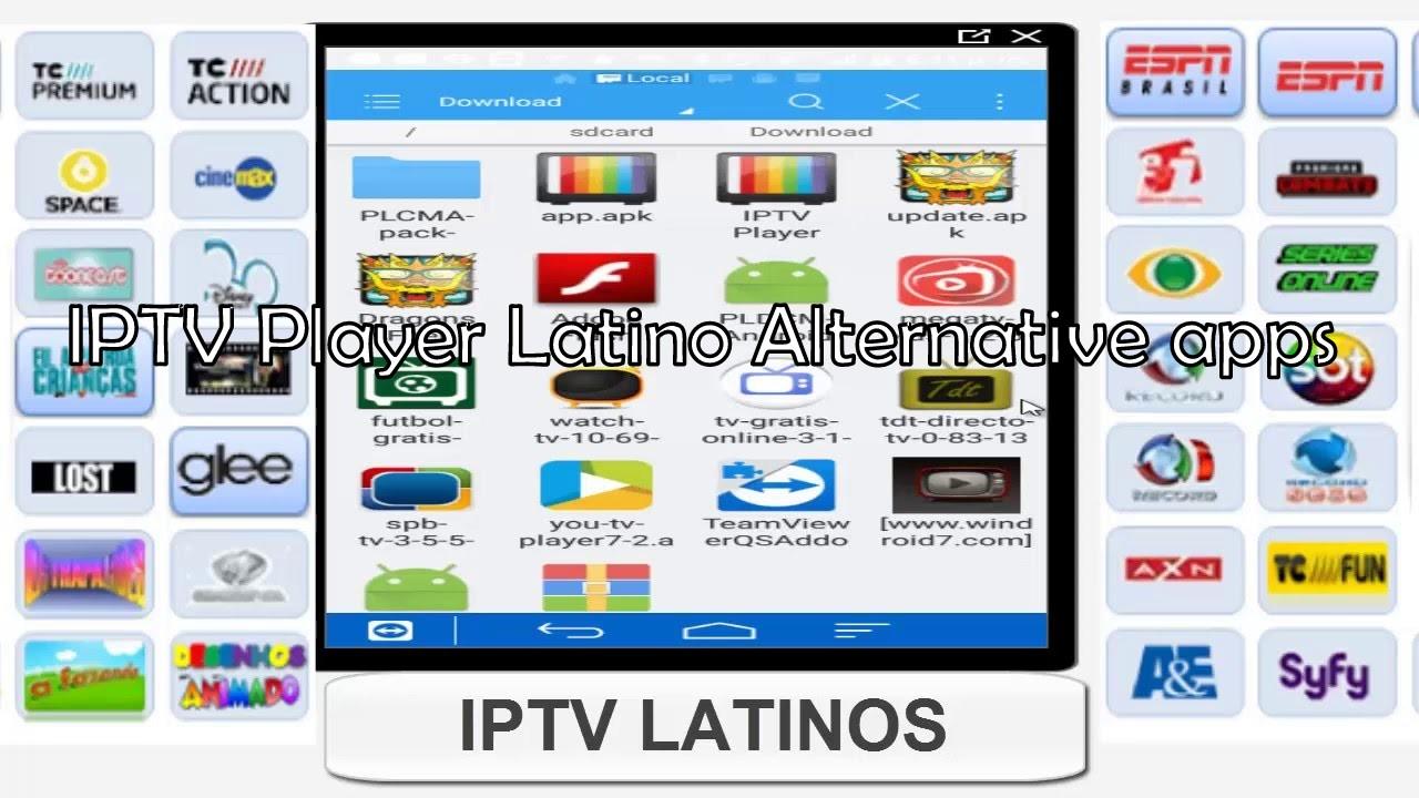 iptv player latino para apple