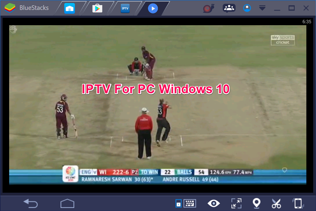 IPTV for PC Windows 10/8/7/XP/Vista &Mac