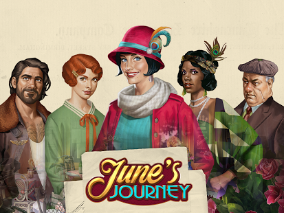 June's Journey - Hidden Object