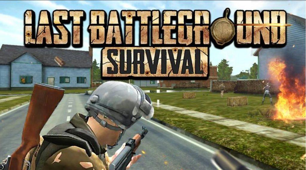 Last battleground Survival Mod apk hack
