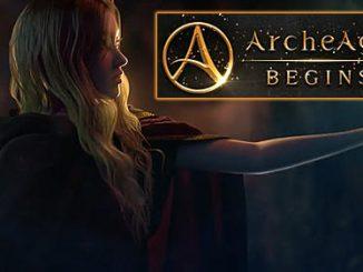 ArcheAge Begins mod apk