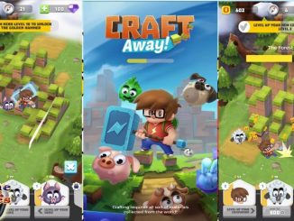 Craft Away Idle Mining Mod Apk