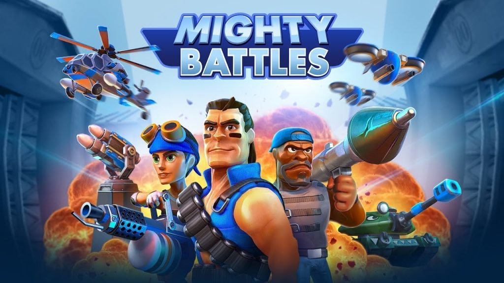 Mighty Battles Mod apk hack