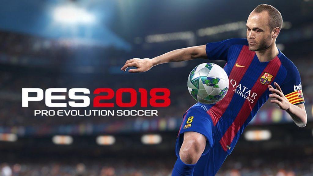 PES 2018 Mod Apk
