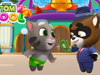 Talking Tom Pool Mod Apk Hack