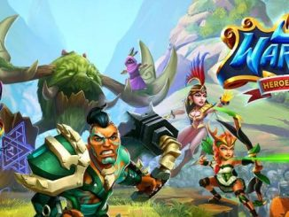 Wartide Heroes of Atlatis mod apk hack