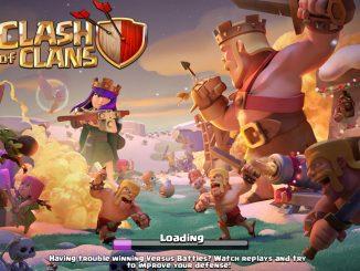 Clash of Clans 9.343.3 mod apk hack