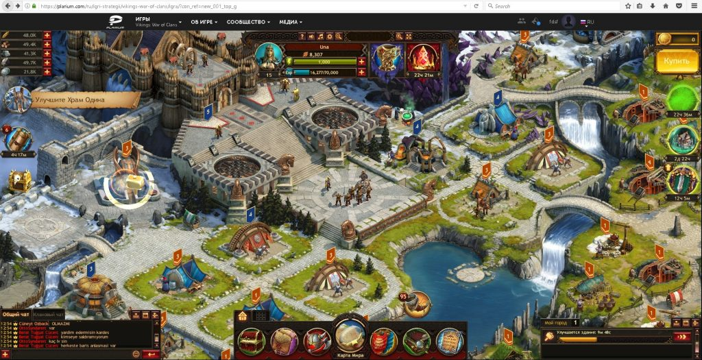 Vikings War of Clans mod apk
