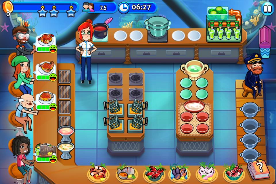 Chef Rescue - Cooking & Restaurant Management Game mod apk hack