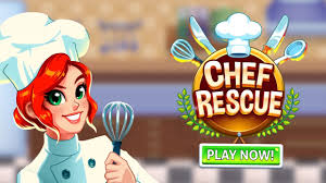 Chef Rescue – Cooking & Restaurant Management
