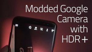 Gcam Mod apk for Samsung Galaxy S7 edge