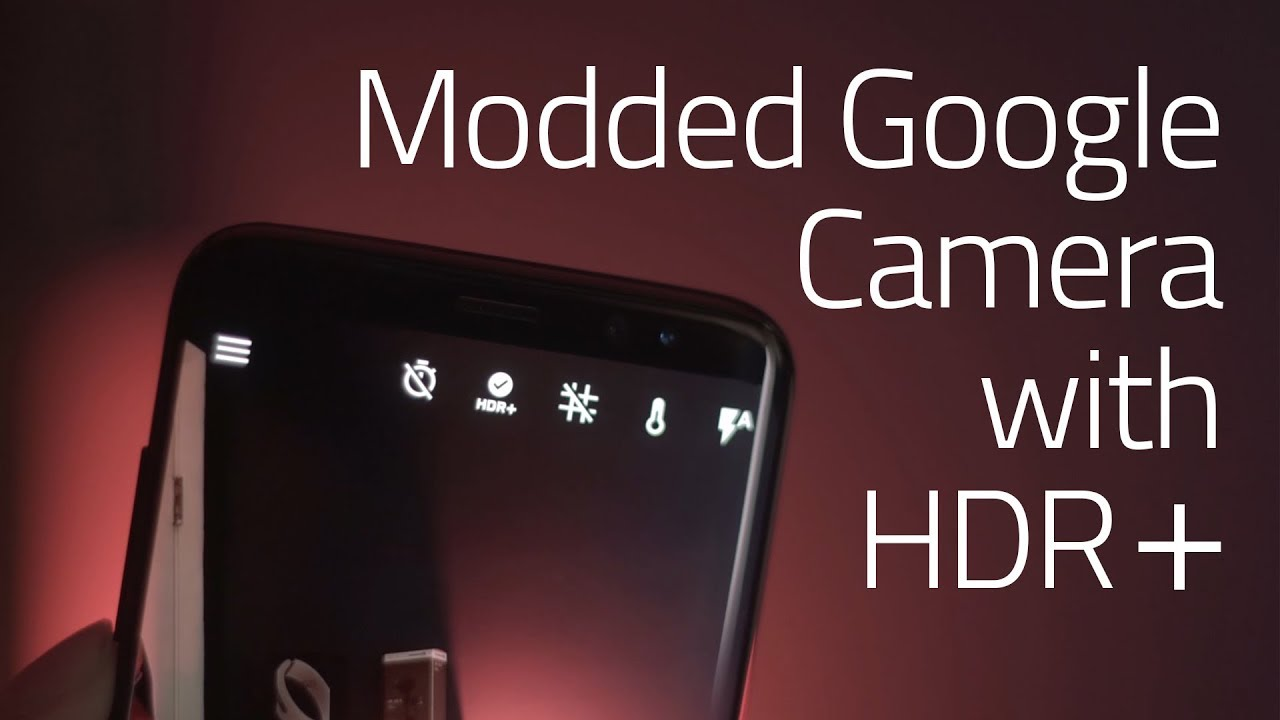 Download GCam mod Apk for Samsung Galaxy S7 and S7 Edge. [Google Camera Mod]