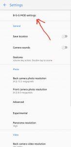 Google Camera Mod apk for Galaxy Note 8 Exynos