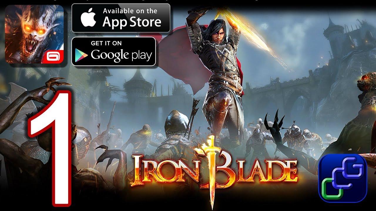 Iron Blade Monster Hunter RPG 1