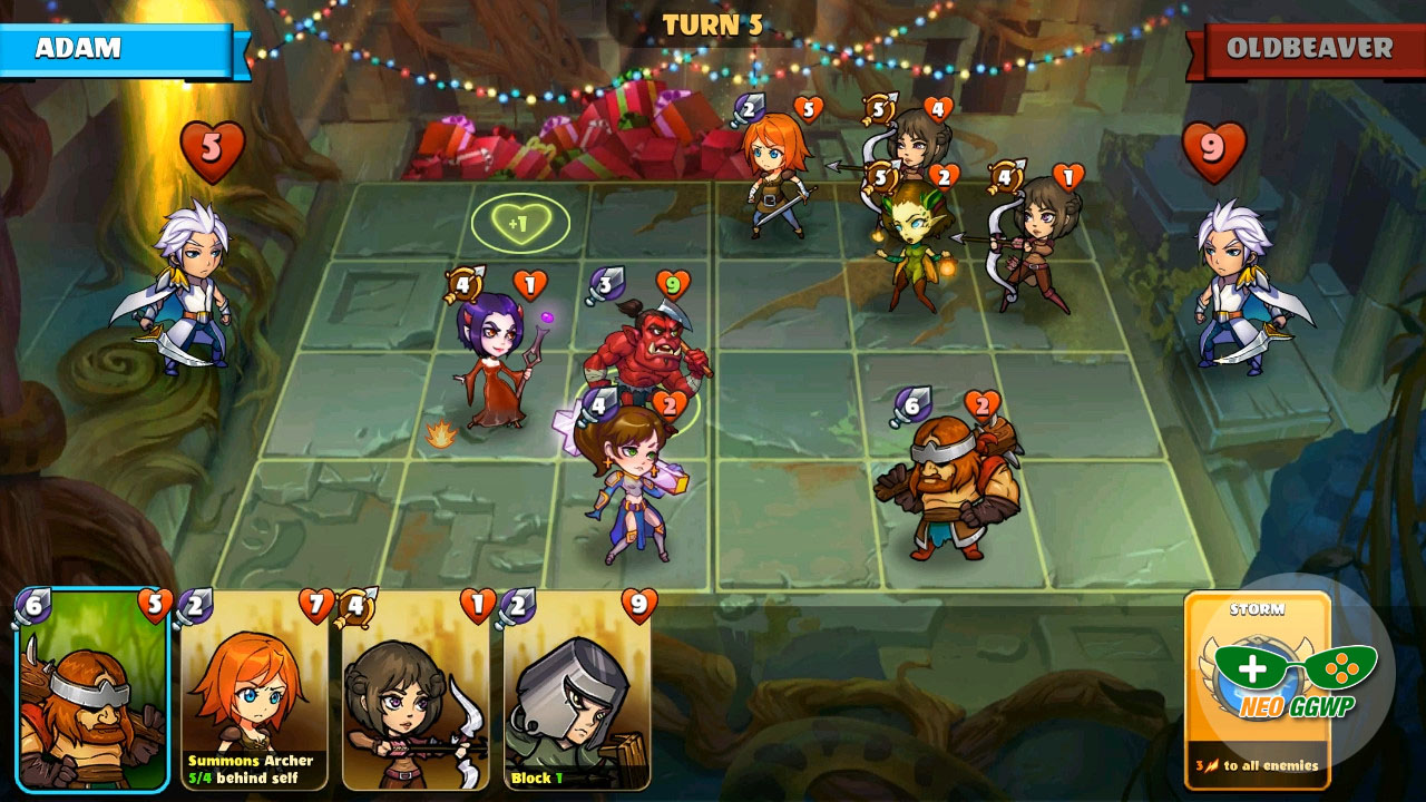 Mighty-Party-Heroes-Clash-Mod-Apk