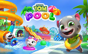 Talking Tom Pool 1