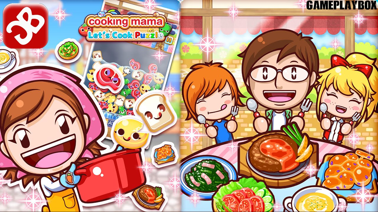 COOKING MAMA Let's Cook 2