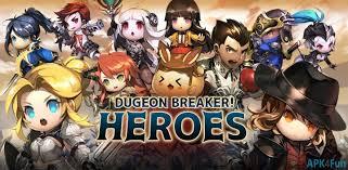 Dungeon Breaker Heroes 1