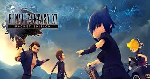 Final Fantasy XV Pocket Edition 1