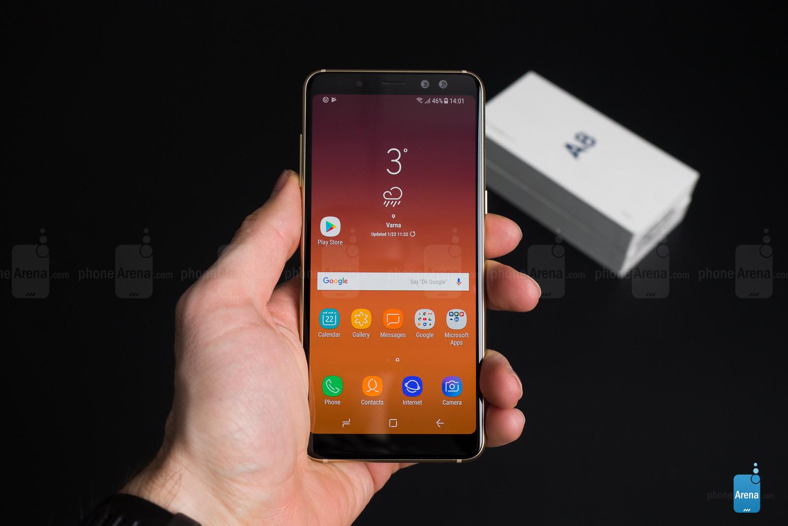 Galaxy-A8-2018-No-Service