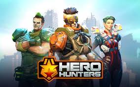 Hero Hunters 1