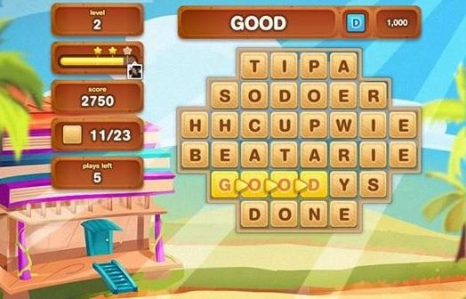 Letters of Gold – Word Search Game With Levels 1
