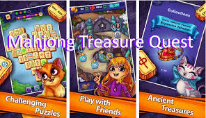 Mahjong Treasure Quest 2