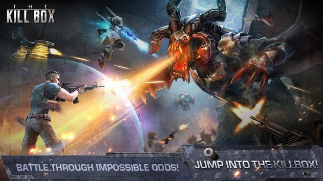 The Killbox Arena Combat 2