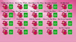 Ugandan Knuckles Soundboard 2