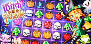 Witch Puzzle – New Match 3 Game 1