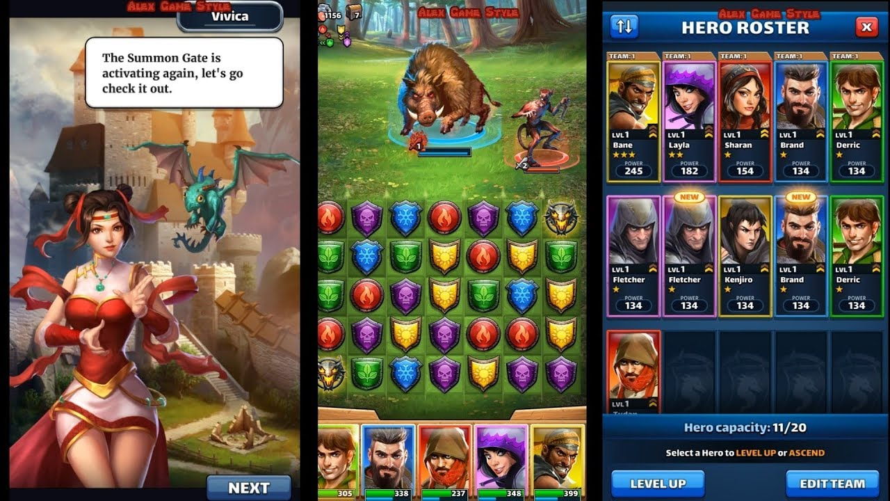 Empires-and-puzzles-RPG-Quest-Mod-Apk-Hack