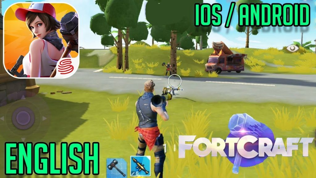 Download Fortcraft Mod Apk V0 10 104 Axeetech